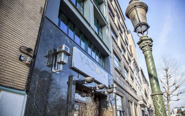 Отель Yadoya Hotel Бельгия, Брюссель - 4 отзыва об отеле, цены и фото номеров - забронировать отель Yadoya Hotel онлайн вид на фасад