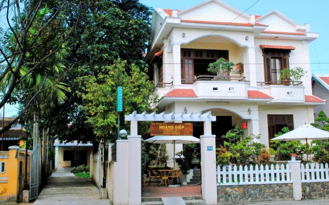 Отель Golden Leaf Homestay вид на фасад