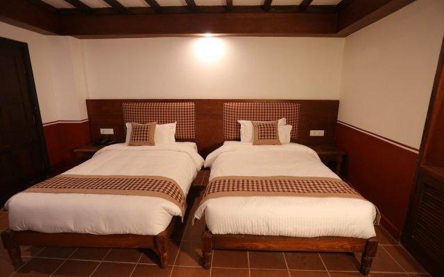Отель Pahan Chhen - Boutique Hotel Непал, Лалитпур - отзывы, цены и фото номеров - забронировать отель Pahan Chhen - Boutique Hotel онлайн комната для гостей