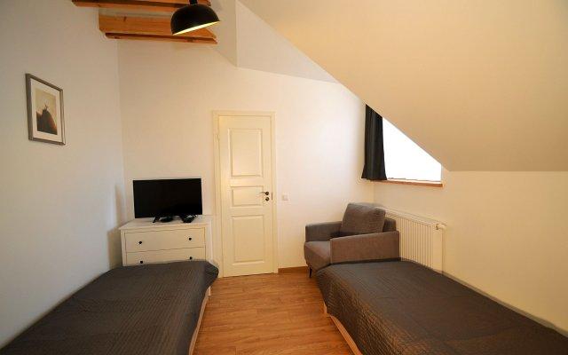 Отель Rentida Guesthouse Вильнюс комната для гостей