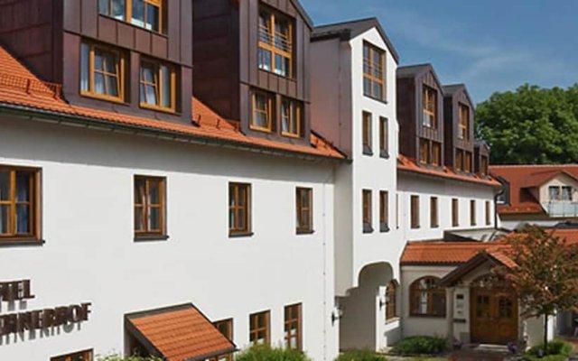 Hotel Lechnerhof вид на фасад