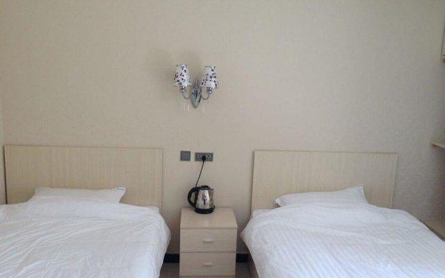 Отель Three Days Off Hotel Китай, Сиань - отзывы, цены и фото номеров - забронировать отель Three Days Off Hotel онлайн комната для гостей
