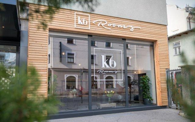 Отель K6 Rooms by Der Salzburger Hof Австрия, Зальцбург - отзывы, цены и фото номеров - забронировать отель K6 Rooms by Der Salzburger Hof онлайн вид на фасад
