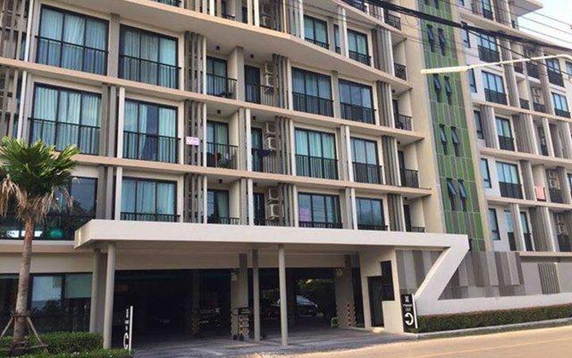 Отель Zcape 1 by Favstay вид на фасад