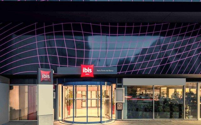 Отель ibis Paris Porte De Bercy Франция, Шарантон-ле-Пон - 1 отзыв об отеле, цены и фото номеров - забронировать отель ibis Paris Porte De Bercy онлайн вид на фасад
