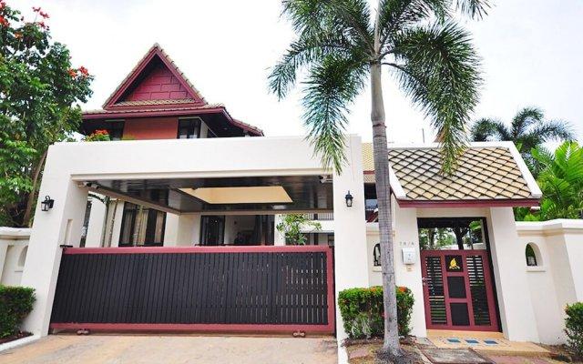 Отель Ramida Pool Villa Таиланд, Паттайя - отзывы, цены и фото номеров - забронировать отель Ramida Pool Villa онлайн вид на фасад