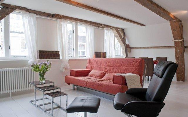 Отель Old City Centre apartments - Central Station area Нидерланды, Амстердам - отзывы, цены и фото номеров - забронировать отель Old City Centre apartments - Central Station area онлайн комната для гостей