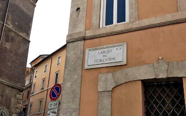 Отель Secret Rhome Италия, Рим - отзывы, цены и фото номеров - забронировать отель Secret Rhome онлайн вид на фасад