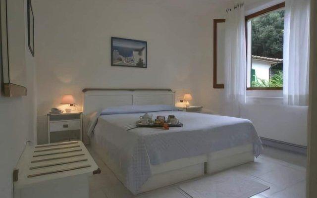 Hotel Valle Verde Проччио комната для гостей