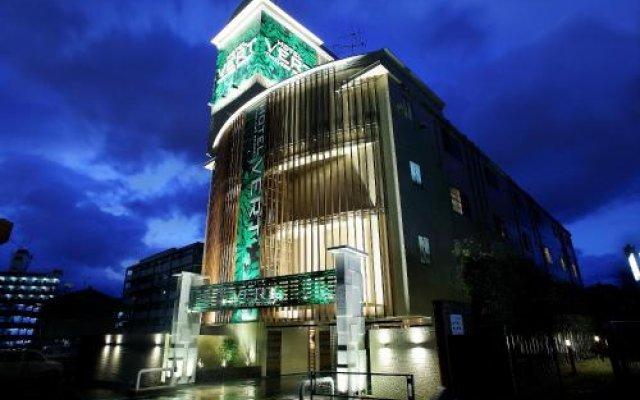 Отель Vert Япония, Фукуока - отзывы, цены и фото номеров - забронировать отель Vert онлайн вид на фасад