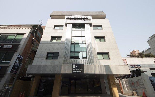 K-Grand Hostel Gangnam 1 вид на фасад