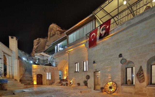 View Cave Hotel Турция, Гёреме - отзывы, цены и фото номеров - забронировать отель View Cave Hotel онлайн вид на фасад