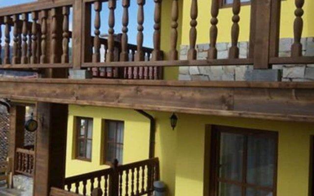 Отель Guest House Koprivshtitsa вид на фасад