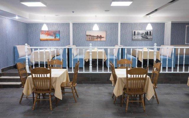 Отель Livehostel On Molodezhniy Bulvar Уфа помещение для мероприятий