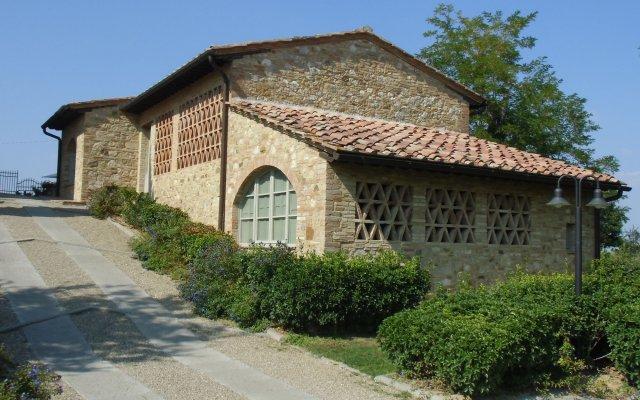 Отель Villa Ducci Италия, Сан-Джиминьяно - отзывы, цены и фото номеров - забронировать отель Villa Ducci онлайн вид на фасад