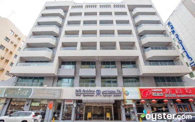 Отель Rolla Residence ОАЭ, Дубай - отзывы, цены и фото номеров - забронировать отель Rolla Residence онлайн вид на фасад