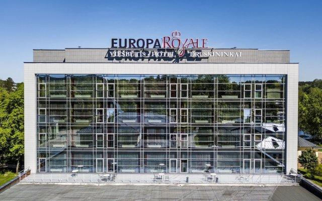 Спа-отель Europa Royale Druskininkai