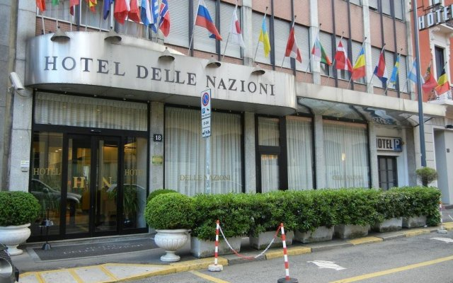 Отель Delle Nazioni Италия, Милан - отзывы, цены и фото номеров - забронировать отель Delle Nazioni онлайн парковка