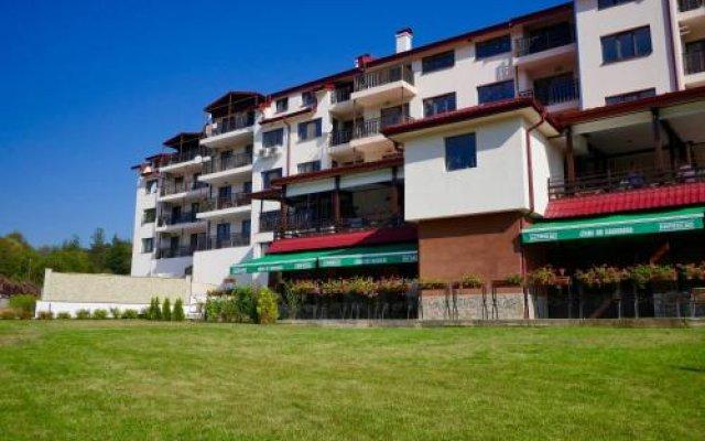 Отель Tryavna Lake Hotel Болгария, Трявна - отзывы, цены и фото номеров - забронировать отель Tryavna Lake Hotel онлайн вид на фасад