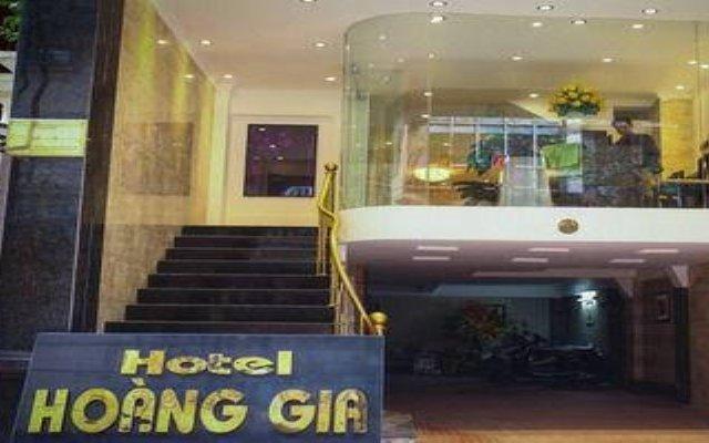 Hoang Gia Hotel вид на фасад