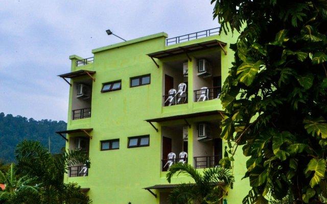 Отель Morrakot Lanta Resort вид на фасад
