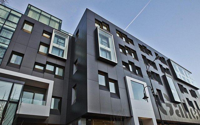 Отель Graffit Gallery Design Hotel Болгария, Варна - 2 отзыва об отеле, цены и фото номеров - забронировать отель Graffit Gallery Design Hotel онлайн вид на фасад
