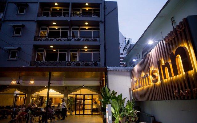 Отель Maxim'S Inn Бангкок вид на фасад