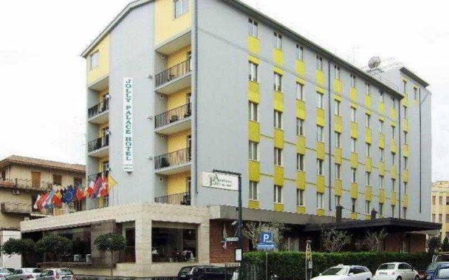 Отель Jolly Aretusa Palace Hotel Италия, Сиракуза - отзывы, цены и фото номеров - забронировать отель Jolly Aretusa Palace Hotel онлайн вид на фасад