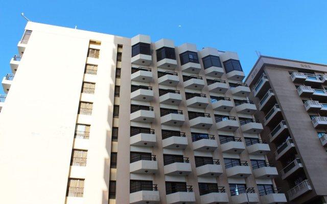 Al Khaleej Grand Hotel вид на фасад
