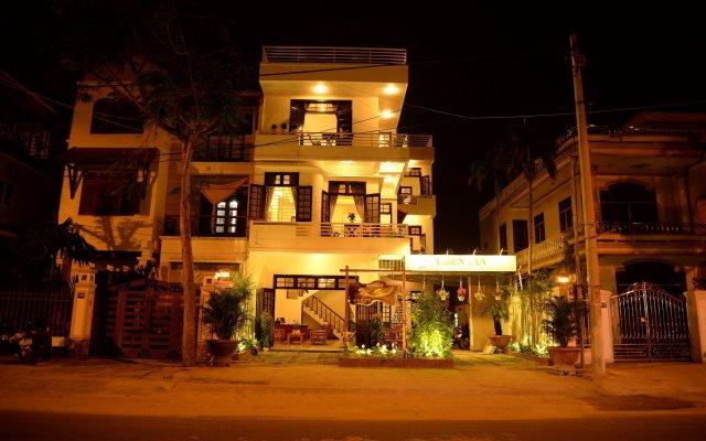 Отель Thien Tan Homestay Hoi An Вьетнам, Хойан - отзывы, цены и фото номеров - забронировать отель Thien Tan Homestay Hoi An онлайн вид на фасад