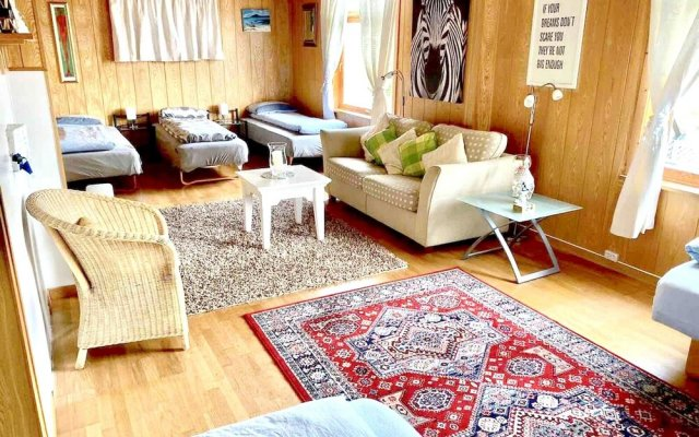 Apartment With one Bedroom in Tromsø, With Wonderful sea View and Wifi - 4 km From the Beach