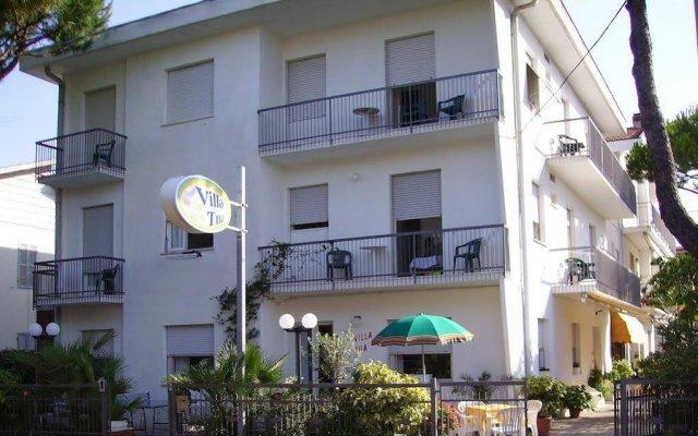 Отель Villa Tua Италия, Риччоне - отзывы, цены и фото номеров - забронировать отель Villa Tua онлайн вид на фасад