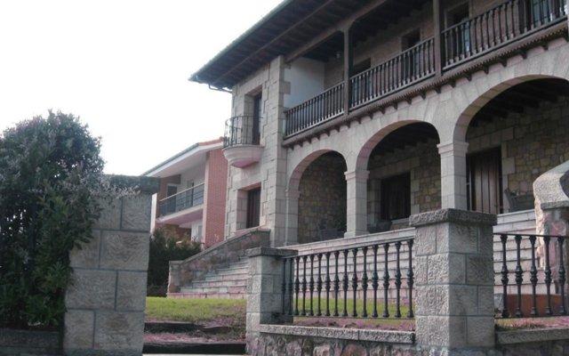 Отель Posada El Jardin de Angela Испания, Сантандер - отзывы, цены и фото номеров - забронировать отель Posada El Jardin de Angela онлайн вид на фасад