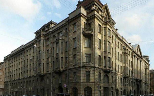 Mini hotel Egorova 18 Санкт-Петербург вид на фасад
