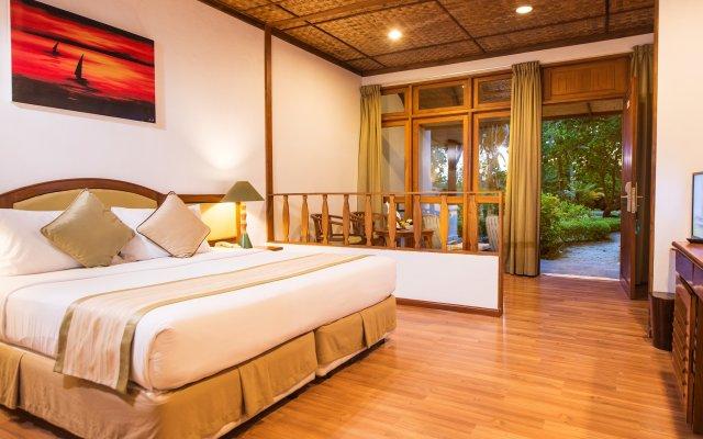 Отель Bandos Maldives Мальдивы, Бандос Айленд - 12 отзывов об отеле, цены и фото номеров - забронировать отель Bandos Maldives онлайн вид на фасад