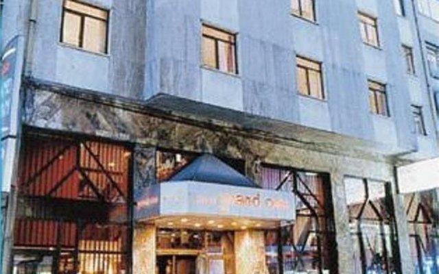 Grand Ons Hotel вид на фасад