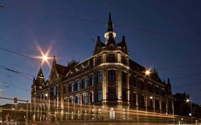 Conservatorium Hotel - The Leading Hotels of the World вид на фасад