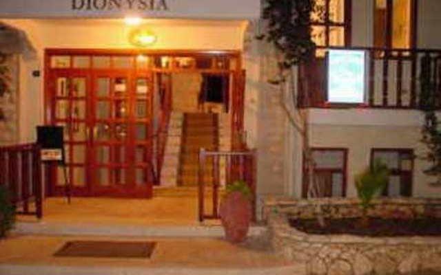 Dionysia Турция, Калкан - отзывы, цены и фото номеров - забронировать отель Dionysia онлайн вид на фасад