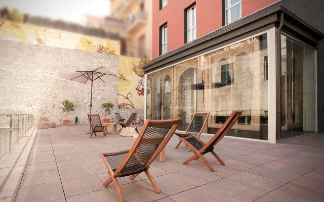 Отель Onix Liceo Испания, Барселона - отзывы, цены и фото номеров - забронировать отель Onix Liceo онлайн вид на фасад