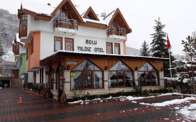 Bolu Yildiz Hotel Турция, Болу - отзывы, цены и фото номеров - забронировать отель Bolu Yildiz Hotel онлайн вид на фасад