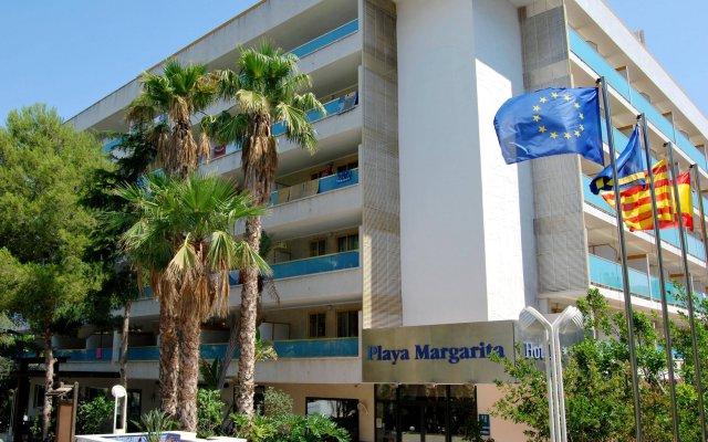 Отель 4R Hotel Playa Margarita Испания, Салоу - отзывы, цены и фото номеров - забронировать отель 4R Hotel Playa Margarita онлайн вид на фасад