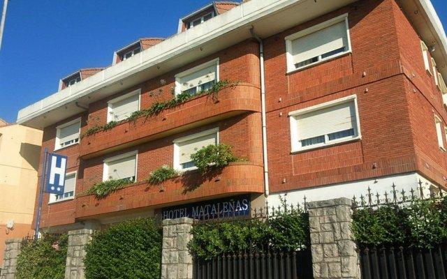 Hotel Matalenas вид на фасад