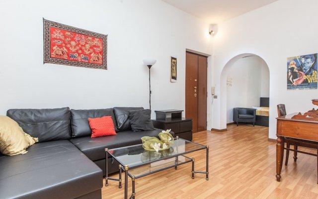 Отель Rental In Rome The Heart Of Trastevere комната для гостей