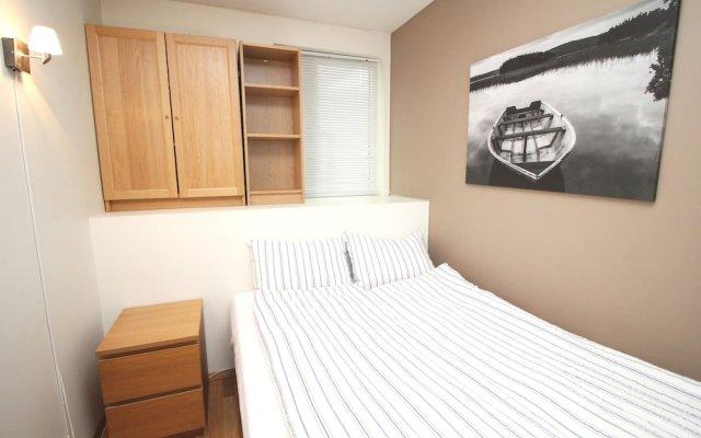 Отель Nordic Host - Østre Elvebakke 5 комната для гостей