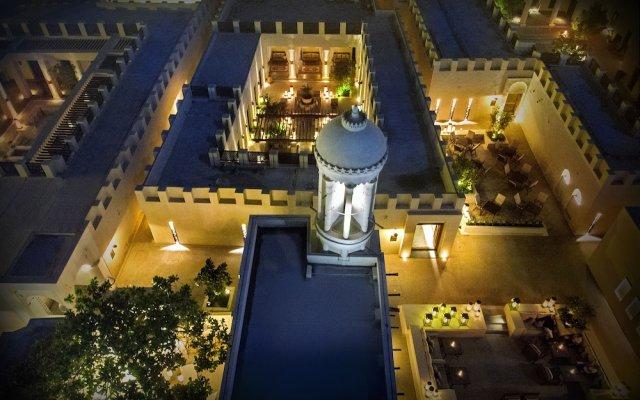 Отель Al Bait Sharjah вид на фасад