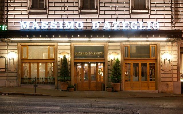 Bettoja Hotel Massimo D'Azeglio вид на фасад