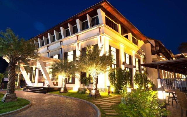 Отель Kacha Resort and Spa Koh Chang вид на фасад