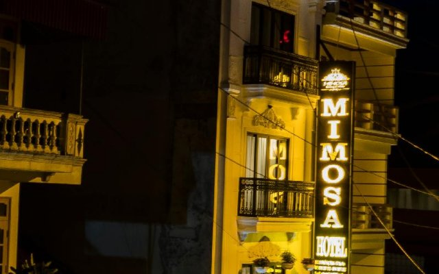 Sapa Mimosa Hotel вид на фасад