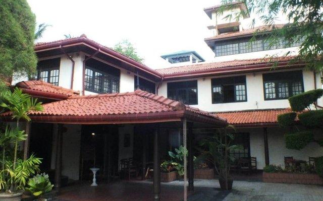 Отель Randiya Шри-Ланка, Анурадхапура - отзывы, цены и фото номеров - забронировать отель Randiya онлайн вид на фасад