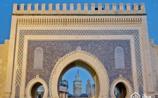 Отель Dar Ziat Марокко, Фес - отзывы, цены и фото номеров - забронировать отель Dar Ziat онлайн вид на фасад